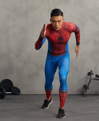 Spiderman 3D Printed Pattern Compression Tights Pants Men Sweatpants Captain America Fitness Skinny Leggings Trousers Male - Best price in 10minus