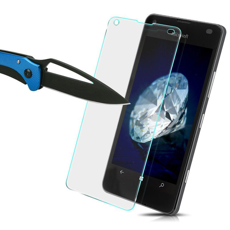 Tempered Glass For Microsoft Lumia 550 640 650 950 XL Screen Protector Phone Accessory Cover Case Film For Nokia Lumia 550 Glass - 10MINUS: Online Shopping Destination with High-Quality