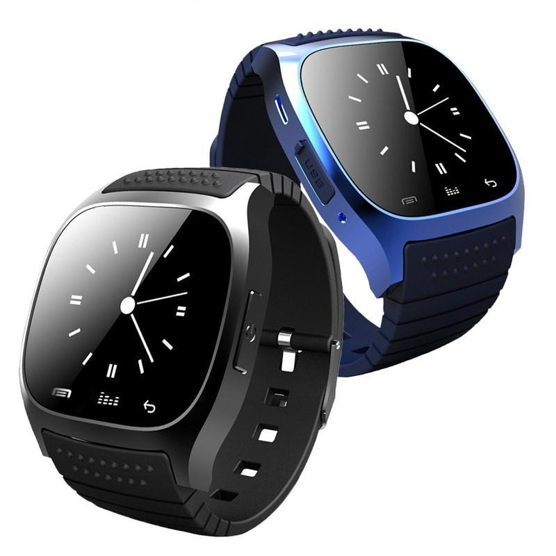 Timeowner Sport Bluetooth Smart Watch Luxury Wristwatch M26 with Dial SMS Remind Pedometer for Samsung LG HTC IOS Android Phone - 10MINUS: Online Shopping Destination with High-Quality