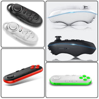 Universal Bluetooth Remote Controller Wireless Gamepad  Game Joystick for 3D VR Glasses IPad Tablet PC Smart TV IOS Android Game - 10MINUS: Online Shopping Destination with High-Quality
