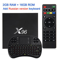 10 minus US Plug / 2G 16G RU Keyboard X96 Android 6.0 TV Box Amlogic S905X Max 2GB RAM+16GB ROM Quad Core WIFI HDMI 4K*2K HD Smart Set Top BOX Media Player PK A95X X96 Android 6.0 TV Box Amlogic S905X Max 2GB RAM+16GB ROM Quad Core WIFI HDMI 4K*2K HD Smart Set Top BOX Media Player PK A95X X96 Android 6.0 TV Box Amlogic S905X Max 2GB RAM+16GB ROM Quad Core WIFI HDMI 4K*2K HD Smart Set Top BOX Media Player PK A95X US Plug / 2G 16G RU Keyboard
