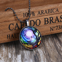 Vintage Multicolor 2016 Fashion Night Pendant Statement Necklaces Sky Cloud Necklace Jewelry New Gift - 10MINUS: Online Shopping Destination with High-Quality