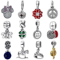 10 MINUS WYBEADS 925 Sterling Silver Charm Daisy Pendant CZ Charms European Bead Fit Bracelets & Bangles DIY Accessories Jewelry Original WYBEADS 925 Sterling Silver Charm Daisy Pendant CZ Charms European Bead Fit Bracelets & Bangles DIY Accessories Jewelry Original WYBEADS 925 Sterling Silver Charm Daisy Pendant CZ Charms European Bead Fit Bracelets & Bangles DIY Accessories Jewelry Original