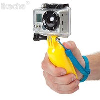 Yellow Water Floating Hand Grip Handle Mount Float Accessory For Gopro Hero 4/3+/3/2/1 For Gopro Sj4000 Sj5000 Sj6000 Sj7000 New - 10MINUS: Online Shopping Destination with High-Quality