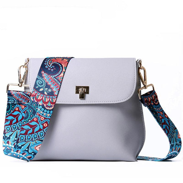 Brand bags for women PU Leather Shoulder bags Crossbody women