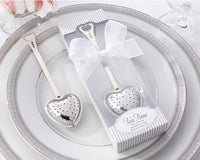Free shipping 1pcs Heart Shaped Tea Infuser Spoon Strainer Stainless Steel Steeper Handle - 10MINUS: Online Shopping Destination with High-Quality