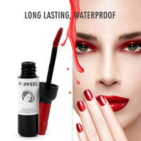 6 Color Red Wine Matte Liquid Lipstick Long Lasting Lips Balm Make Up Waterproof Lip Stick Lip Gloss Batom Cosmetics Maquiallage - 10MINUS: Online Shopping Destination with High-Quality