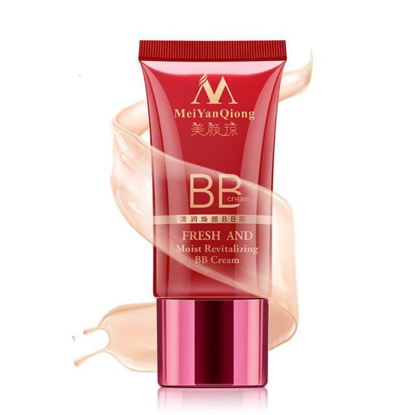 MeiYanQiong Fresh And Moist Revitalizing BB Cream Makeup Face Care