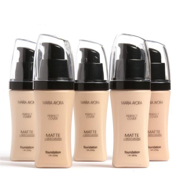 Face Foundation Makeup Base Liquid Foundation BB Cream Concealer Whitening
