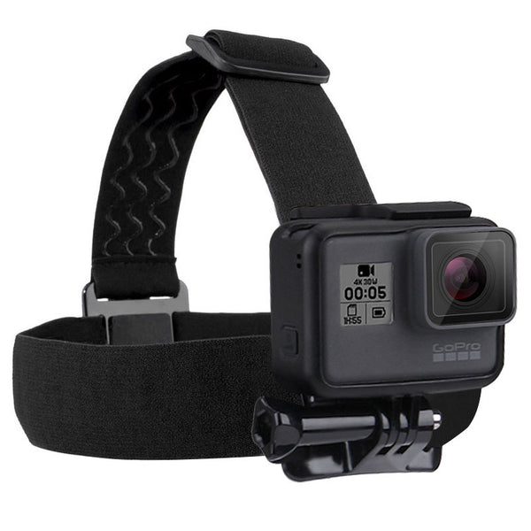 Gopro Accessories Elastic Head Mount Belt Head Strap for GoPro