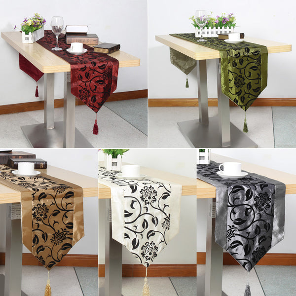 Table Cloth European Flower tablecloth Party Wedding Decoration