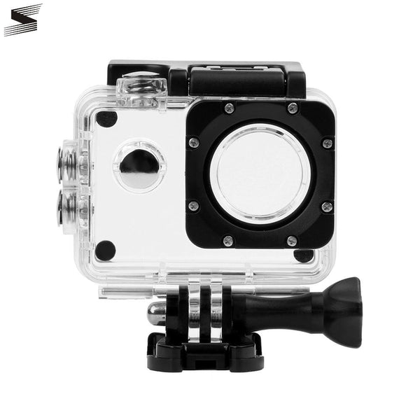 SHOOT 40M Diving Waterproof Housing Case for SJCAM SJ4000 SJ4000 WIFI