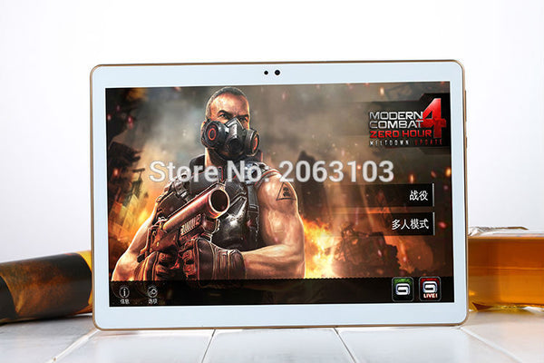 DHL Free shipping 10.1-inch tablet pc android 5.1 octa core RAM 4GB ROM