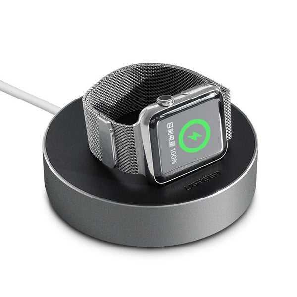 Ugreen Portable Charger Stand Holder With Cable Winder Charger Dock Stand for Apple Watch - 10MINUS: Online Shopping Destination with High-Quality