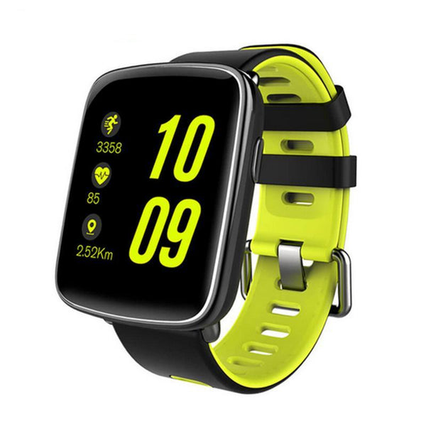 GV68 Bluetooth Smart Watch IP68 Heart Rate monitor Pedometer Tracker Sleep Monitor - 10MINUS: Online Shopping Destination with High-Quality