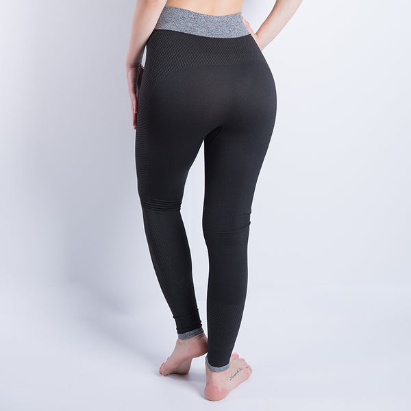 Sports Leggings High Waist Sports Pants Gym Clothes Running Training