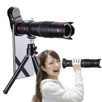 Cellphone mobile phone 18x Camera Zoom optical Telescope telephoto Lens