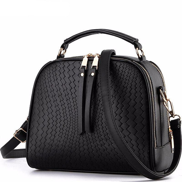 women leather handbag brand women bags messenger bags shoulder bag leather handbags women's pouch bolsas LS4674fb - 10MINUS: Online Shopping Destination with High-Quality