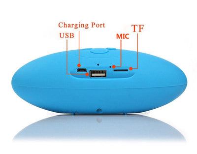 Mini Football Portable Speaker