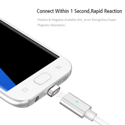 Magnetic Micro USB Charger Cable