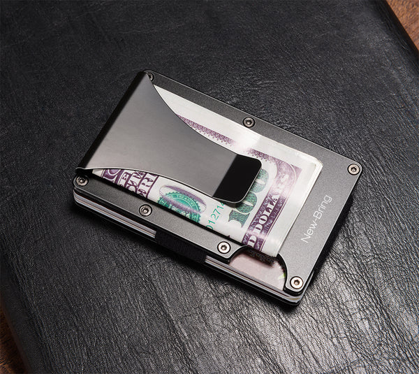 Luxury Metal Mini Money Clip