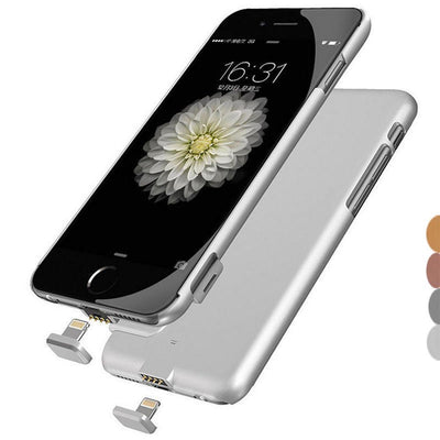 Ultra Thin Rechargeable iPhone Case