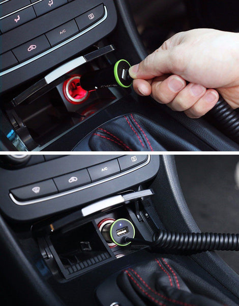 Universal Micro USB Car Charger