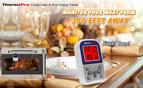 Remote BBQ Thermometer