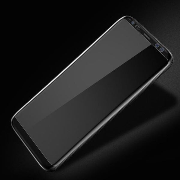 9H Tempered Glass Film Case - Samsung