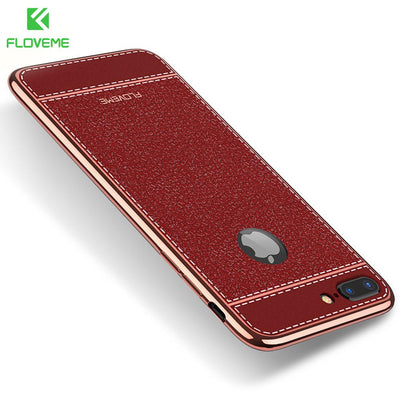 Lychee Silicone Soft Case