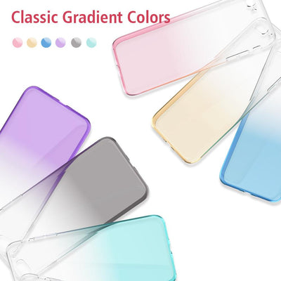 Silicone Gradient Case