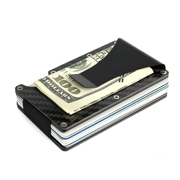 Fiber Metal Mini wallet