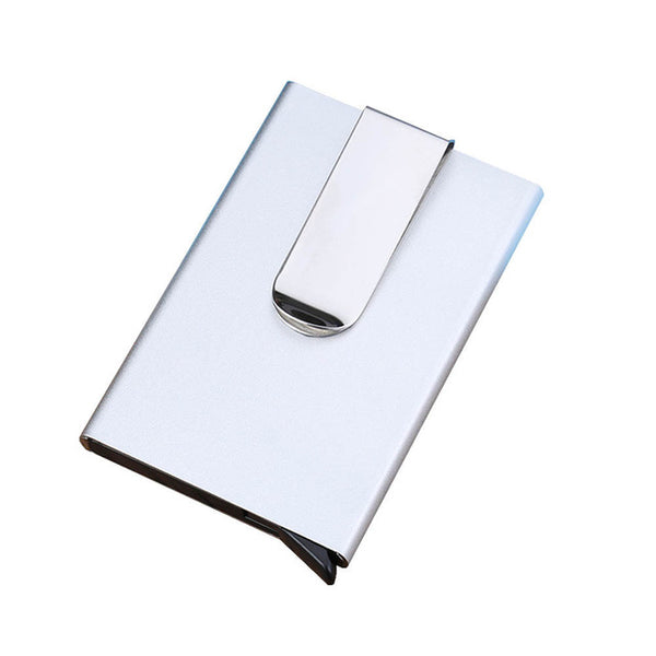 Aluminum Slim Credit Card