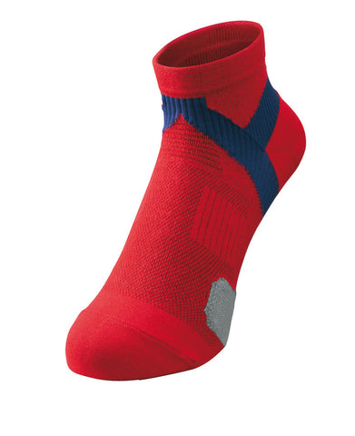 RS Laufsocken X10<br>Red/Navy<br>EU 41-43