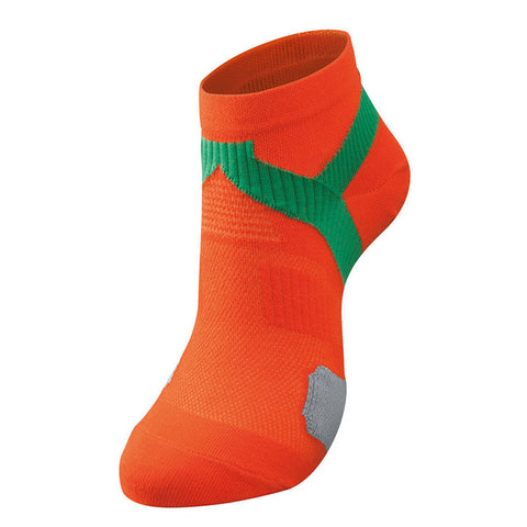 RS Laufsocken X10<br>Orange/Green<br>EU 37-40