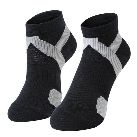 RS Laufsocken X10<br>Black/Gray<br>EU 44-47