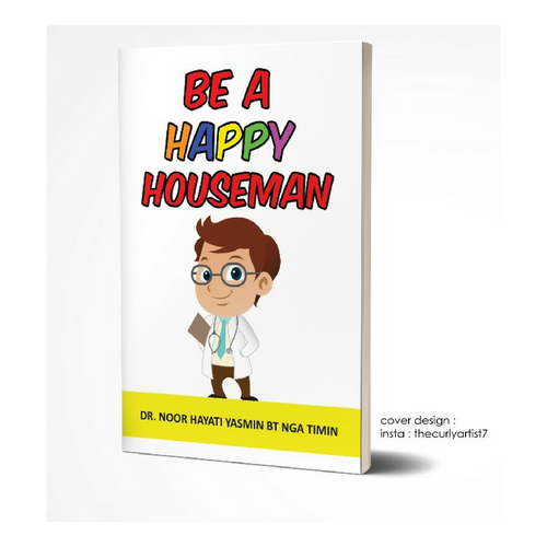 [PREORDER] Be A Happy Houseman