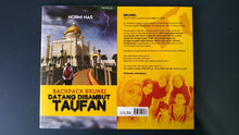 Backpack Brunei: Datang Disambut Taufan