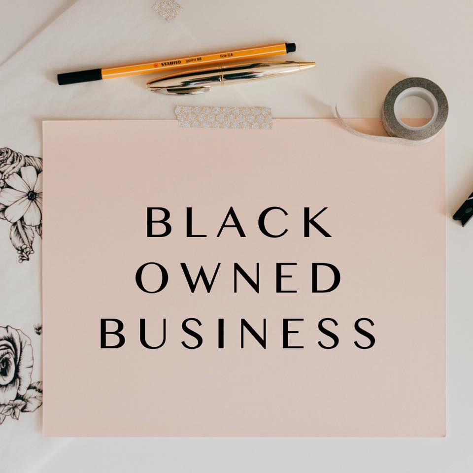 Donation/Rafflecoptor & support of Black Owned Businesses
