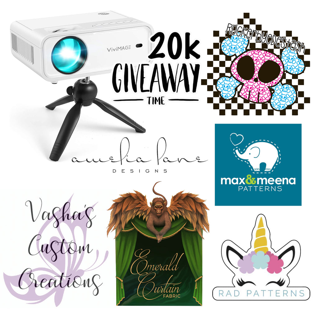 20k members celebration and giveaway!
