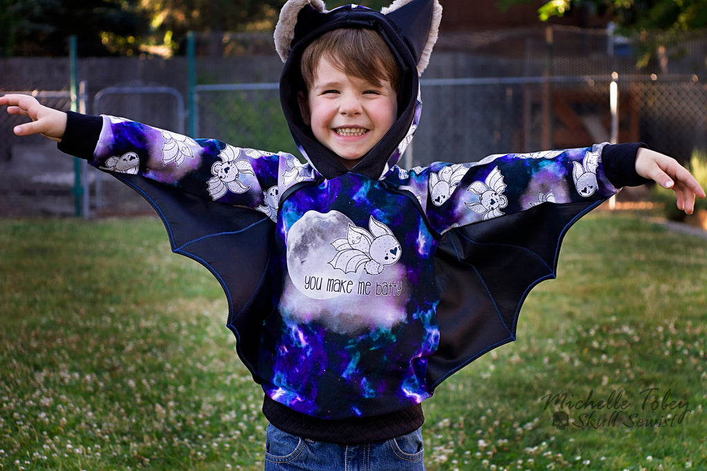 Mega Max Raglan- Perfect for Halloween and Everyday!