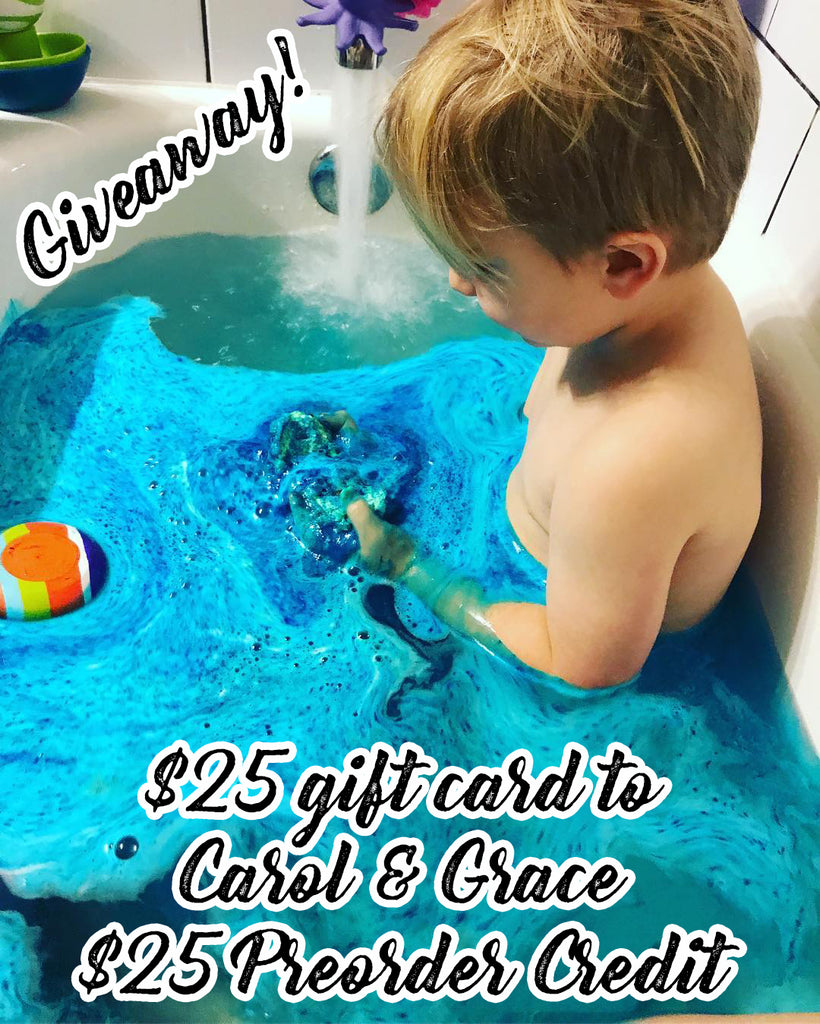 Giveaway with Carol & Grace!