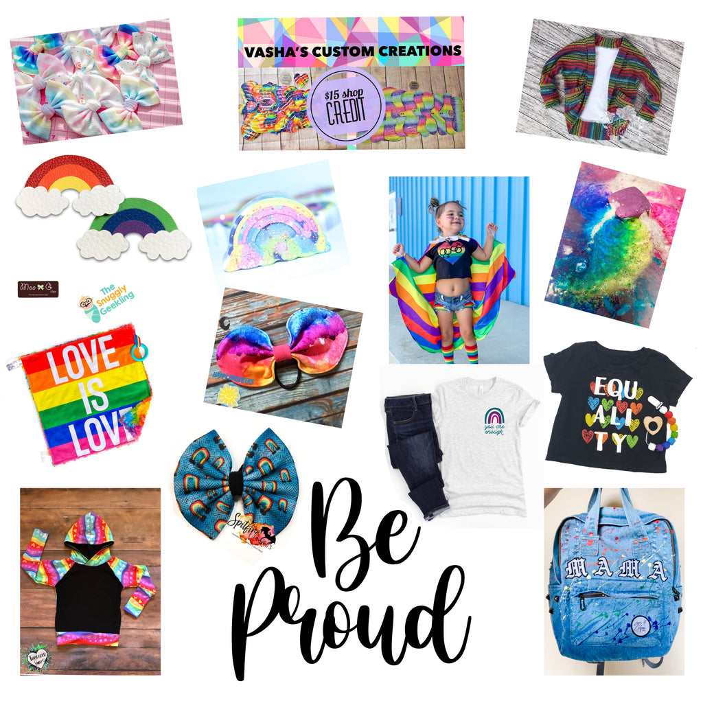Pride Retail Stocking & Giveaway