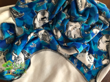 Round AA Rerun - Cotton Lycra - ALL rerun prints in this listing for PreOrder