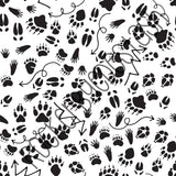 Minky ACCENT prints ROUND V - 1 yard per quantity Coordinate designs Preorder Black and white