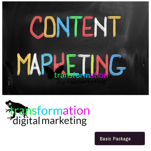 Essential Content Marketing Services | Frog Transformation - transformation digital marketing