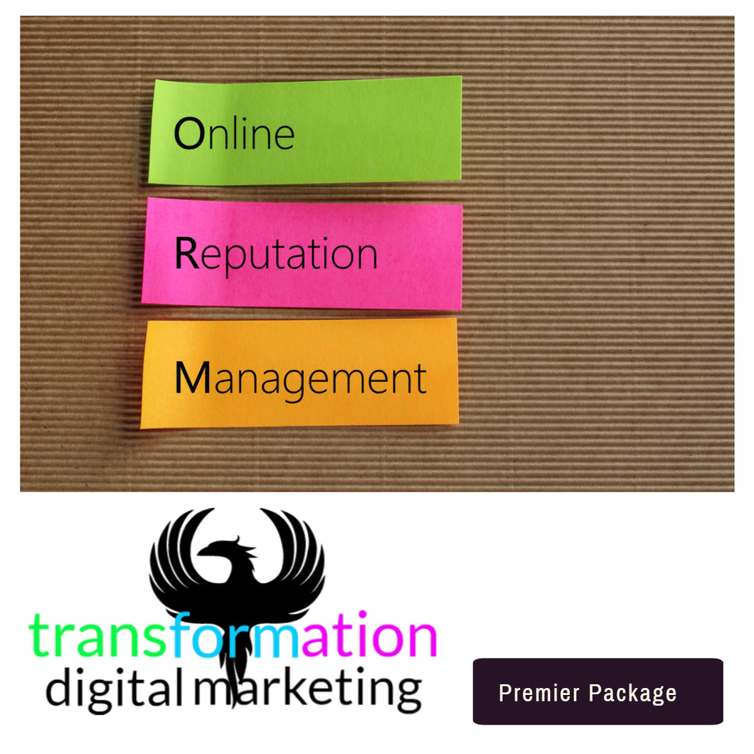Premier Online Reputation Management  | Phoenix Transformation - transformation digital marketing