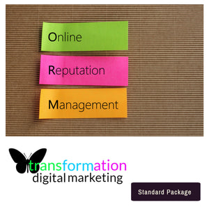 Professional Online Reputation Management  | Butterfly Transformation - transformation digital marketing