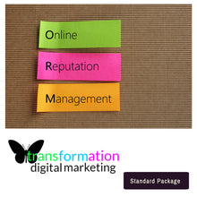 Professional Online Presence Subscription | Butterfly Transformation Monthly - transformation digital marketing