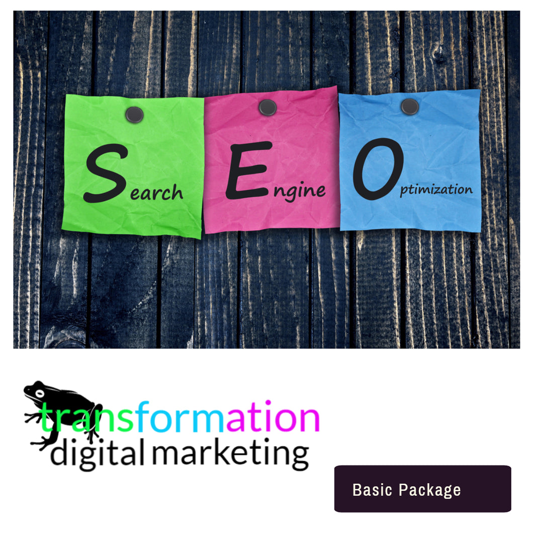 Essential  Search Engine Optimization-SEO Services  | Frog Transformation - transformation digital marketing